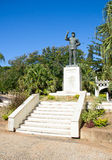 Maputo. Statue of Michel Samora in Maputo, Mozambique Stock Photography