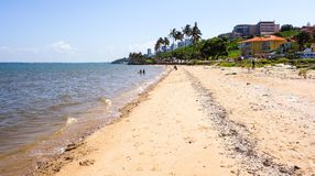 Maputo beach view Stock Photo
