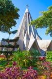 Maputo, Mozambique. Church in Polana district of Maputo, Mozambique Stock Image