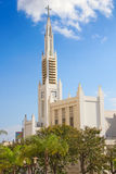 Maputo, Mozambique. The Roman Catholic Cathedral in Maputo, Mozambique Royalty Free Stock Photography
