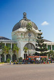 Maputo train station Royalty Free Stock Photography