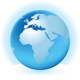 mapy planety Zdjęcie Royalty Free