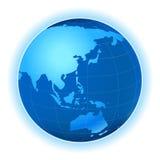 mapy planety ilustracji