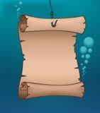 mapy underwater ilustracja wektor