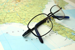 mapy widowisko Zdjęcie Stock