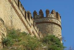 Maqueda castillo 库存图片