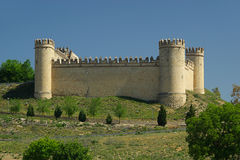 Maqueda castillo Royalty Free Stock Images