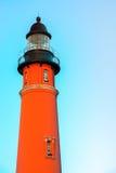 Maquereau De Leon Inlet Lighthouse et musée photographie stock