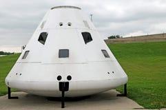 Maqueta de la cápsula de espacio de Apolo Imagen de archivo
