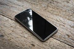 Maqueta de Smartphone Imagen de archivo