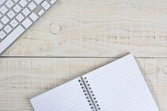 Maqueta del escritorio Imagen de archivo libre de regalías