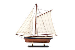 Maquette de navires Photo stock