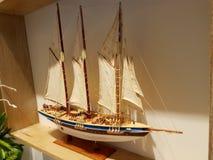 Maquette de navires Photographie stock libre de droits