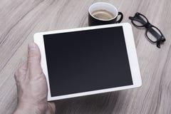 Maquette de PC de Tablette Image libre de droits