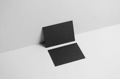 Maquette noire de l'insecte A6/carte postale/invitation - murez le fond Photo libre de droits