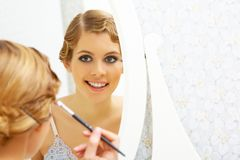 Maquillage imagens de stock royalty free