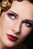 Maquillage photo libre de droits