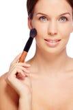 Maquillage Royaltyfri Foto