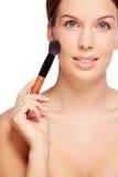 Maquillage Royaltyfri Bild