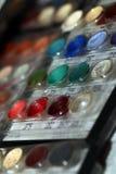Maquillage Art Cosmetics Paint Brush Tools photo libre de droits