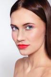 Maquillage d'été Images libres de droits
