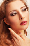 Maquillage de beauté Image libre de droits