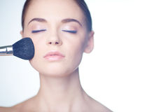 Maquillage Stock Photography