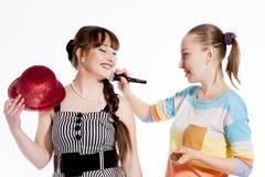 Maquillage professionnel Photo stock