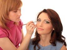Maquillaje. fotografía de archivo libre de regalías