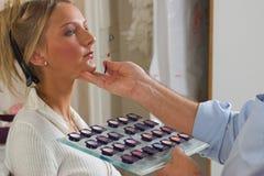 Maquillaje #2 Imagenes de archivo