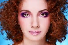 Maquillaje Imagen de archivo libre de regalías