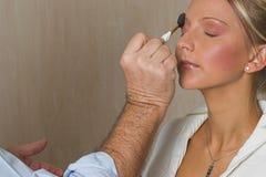Maquillaje #3 Foto de archivo libre de regalías