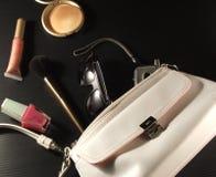 Maquillaje fotografía de archivo libre de regalías