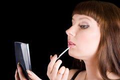 Maquillaje. fotografía de archivo