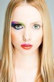 Maquillaje Imágenes de archivo libres de regalías
