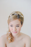 Maquillaje asiático hermoso de la mujer Fotos de archivo libres de regalías