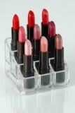 Maquillaje - cosméticos Imagen de archivo libre de regalías