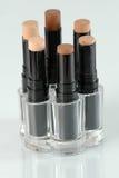 Maquillaje - cosméticos Fotografía de archivo libre de regalías