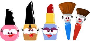 Maquillaje de la historieta