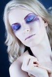 Maquillaje de los ojos mágicos Imagenes de archivo