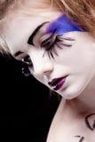 Maquillaje del encanto Imagen de archivo libre de regalías