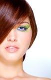 Maquillaje del ojo imagen de archivo libre de regalías