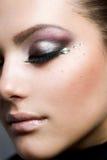 Maquillaje hermoso Imagenes de archivo