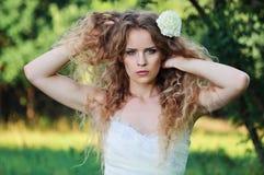 Maquillaje hermoso Fotos de archivo