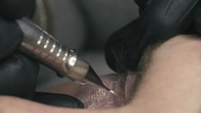 Maquillaje permanente de círculos oscuros debajo de los ojos metrajes