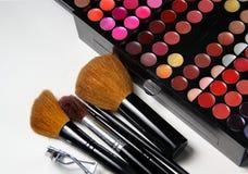 Maquillaje profesional Imagen de archivo libre de regalías