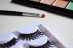 Maquillaje, todo para el maquillaje Fotografía de archivo libre de regalías