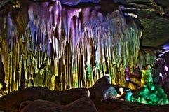 Maquiné Grotto Στοκ Φωτογραφία