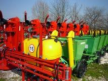 Maquinaria agrícola Foto de archivo libre de regalías
