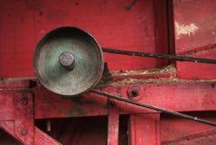 Maquinaria agrícola Imágenes de archivo libres de regalías